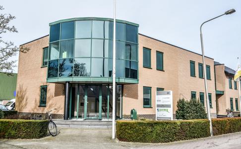 Kantoor Walcon Marine Benelux